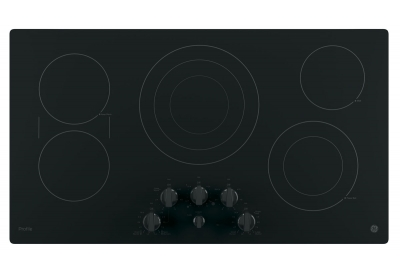 GE - PP7036DJBB - Electric Cooktops