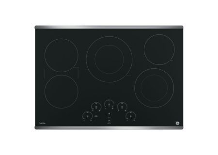 GE - PP9030SJSS - Electric Cooktops