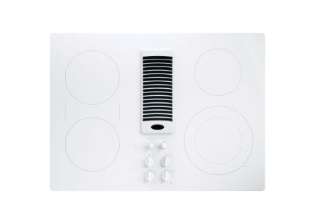 GE - PP9830TJWW - Electric Cooktops