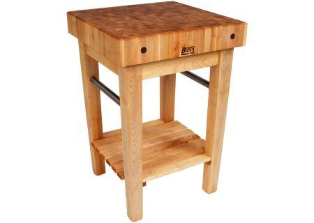John Boos - PPB3624 - Carts & Cutting Boards