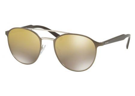 Prada Phantos Matte Light Brown Mens Sunglasses - 0PR 62TS VIX6O0 54