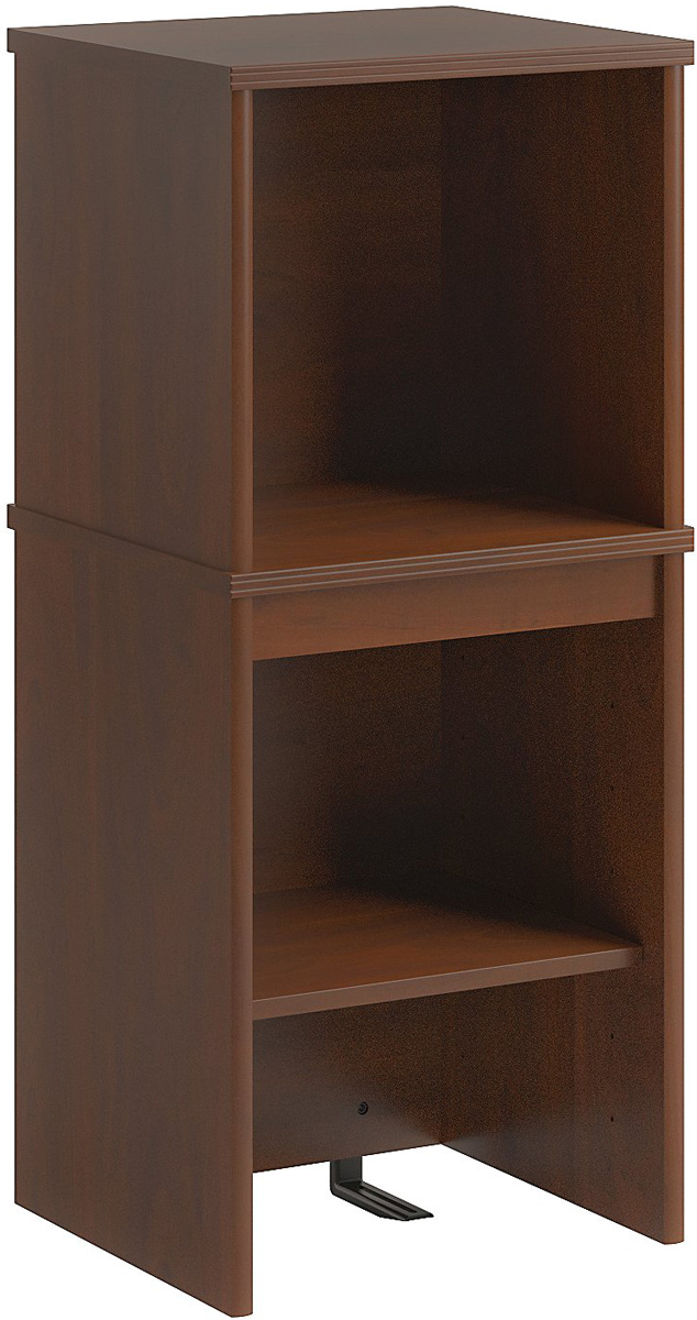 Bush Furniture Envoy 16 Quot Hutch Hansen Cherry Pr76505