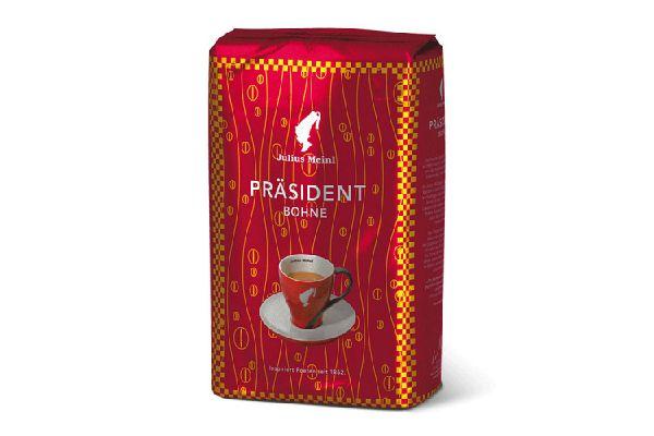 Julius Meinl 500G Prasident Coffee Blend Beans - PRASIDENTB