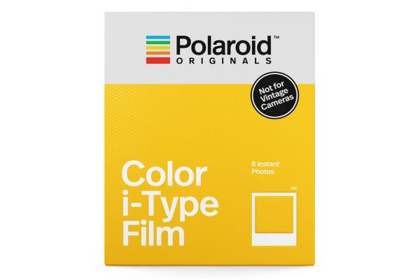 Large image of Polaroid Originals OneStep 2 i-Type Color Film - PRD4668