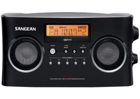 Sangean FM Stereo RDS / AM Portable Receiver - PRD5BK