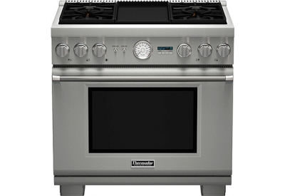 Thermador - PRG364JDGU - Gas Ranges