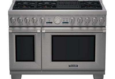 Thermador - PRG486NLG - Gas Ranges
