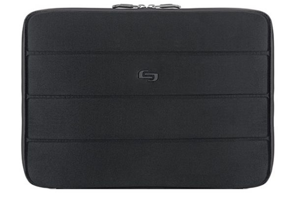 """Large image of Solo Black Pro Collection 13"""" Macbook Sleeve - PRO113-4"""