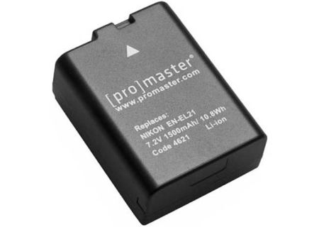 ProMaster - 4621 - Digital Camera Batteries & Chargers