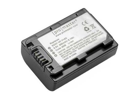 ProMaster Sony NP-FH50 Li-Ion Battery - 4939