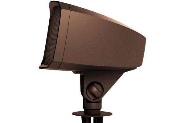 """Large image of Klipsch Brown Matte 5"""" Landscape Satellite Speaker (Each) - 1063137"""