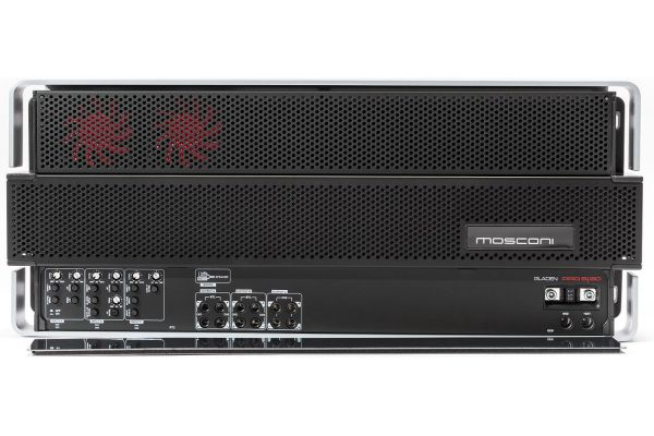 Large image of Mosconi Gladen Pro 5/30 5-Channel Amplifier - PRO 5/30