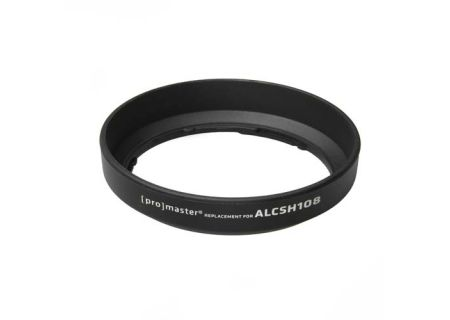 ProMaster ALCSH108 Replacement Lens Hood For Sony - 5356