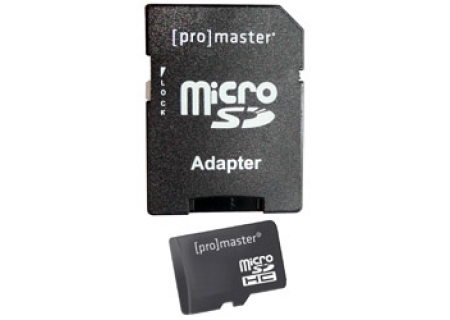 ProMaster - PRO5839 - Memory Cards