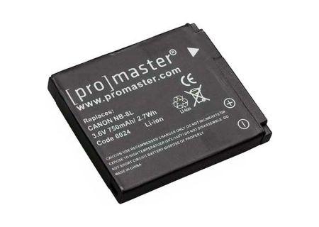 ProMaster Canon NB-8L Li-Ion Battery - 6024