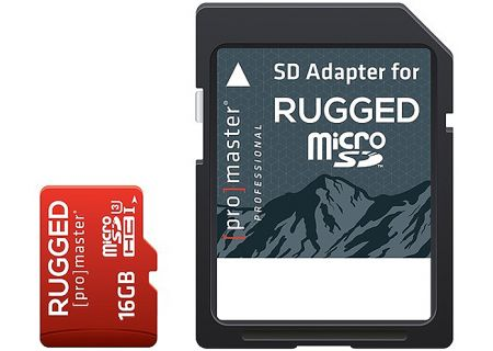 ProMaster - 6473 - Memory Cards