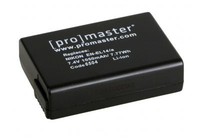 ProMaster - PRO6504 - Digital Camera Batteries and Chargers