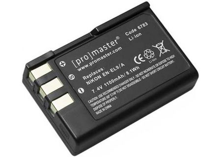ProMaster - 6783 - Digital Camera Batteries & Chargers