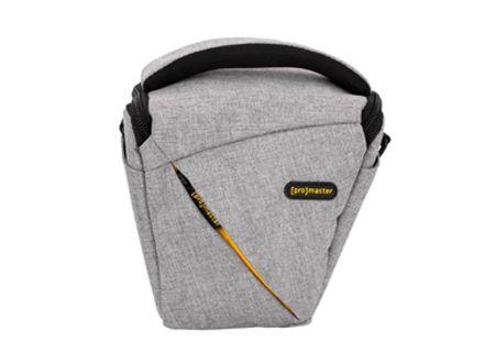 ProMaster Grey Impulse Medium Holster Bag - PRO7286