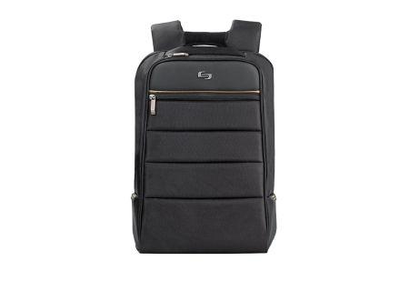 "SOLO Pro 15.6"" Black Backpack  - PRO750-4"