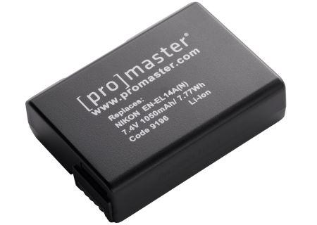 ProMaster Nikon EN-EL14A Li-Ion Battery - 9196