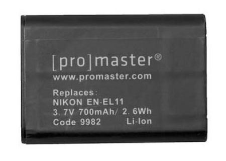 ProMaster - 9982 - Digital Camera Batteries & Chargers