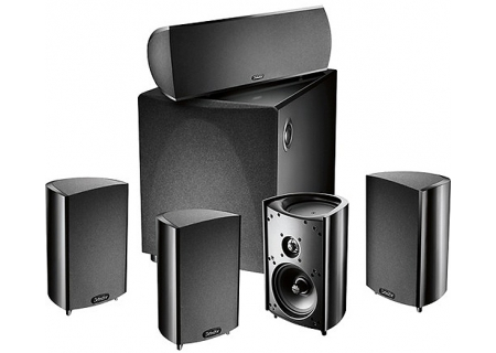 Definitive Technology ProCinema 600 Black Home Theater Speaker System - PROCIN600B