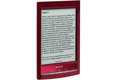 Sony - PRS-T1RC - Digital Readers