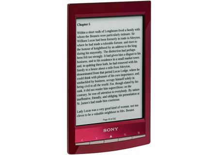 Sony - PRS-T1RC - Digital Readers