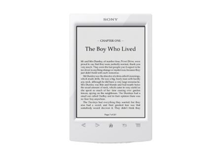 Sony - PRS-T2WC - Digital Readers