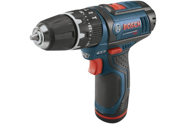 Large image of Bosch Tools 12V Max Hammer Drill/Driver - PS130-2A