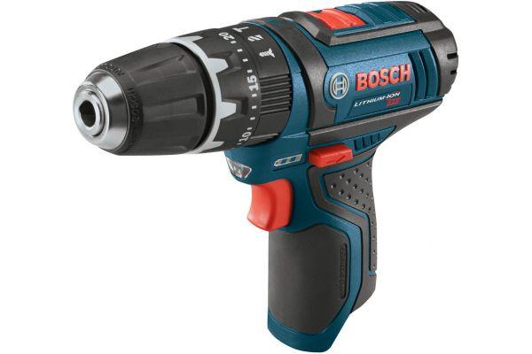Bosch 12-Volt Lithium-Ion 3/8 Inch Hammer Drill/Driver - PS130BN