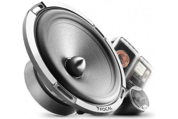 """Large image of Focal 6.5"""" Performance 2-Way Component Woofer (Pair) - PS165V1"""