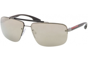 Prada - PS 52OS 5AV/1C0 64 - Sunglasses