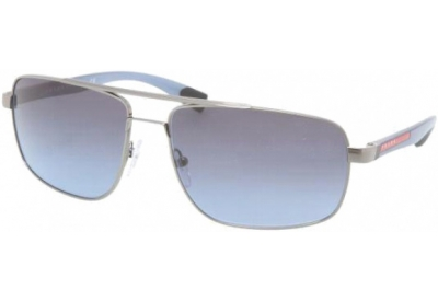 Prada - PS 55NS 5AV/5I1 60 - Sunglasses