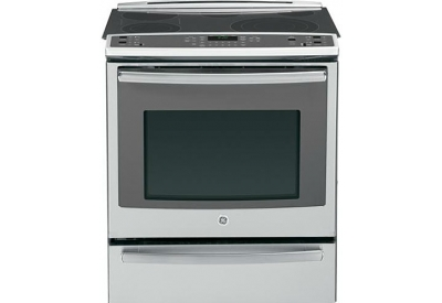 GE - PS920SFSS - Slide-In Electric Ranges