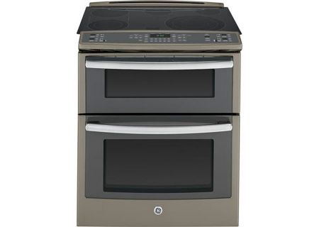 GE - PS950EFES - Slide-In Electric Ranges