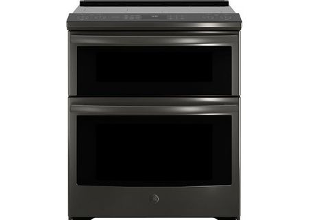 GE - PS960BLTS - Slide-In Electric Ranges