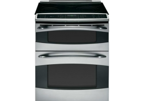 GE - PS978STSS - Slide-In Electric Ranges