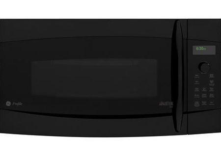 GE - PSA1200RBB - Over The Range Microwaves