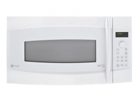 GE - PSA9120DFWW - Microwave Ovens & Over the Range Microwave Hoods