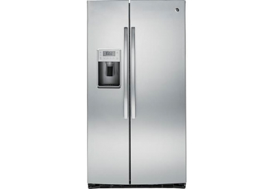GE - PSE25KSHSS - Side-by-Side Refrigerators