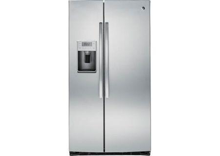 GE - PSE25KSHSS - Side-by-Side Refrigerators