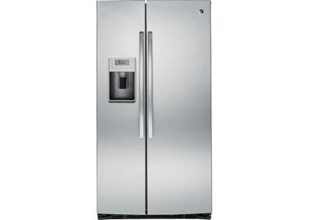 GE Profile Stainless Steel Side By Side Refrigerator - PSE25KSHSS