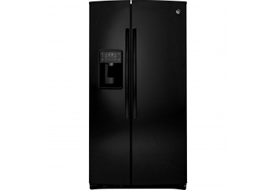 GE - PSE26KGEBB - Side-by-Side Refrigerators