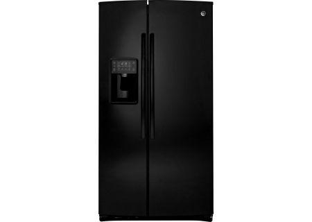 GE - PSE26KGEBB - Side-by-Side Refrigerators