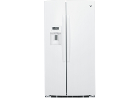 GE - PSE26KGEWW - Side-by-Side Refrigerators