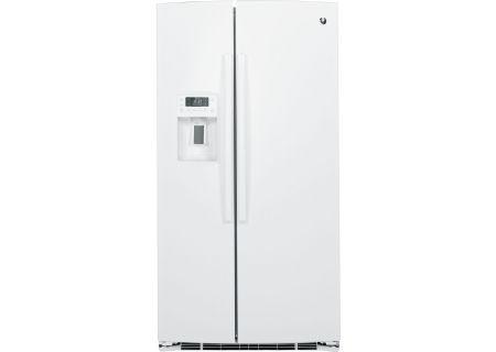 GE - PSE26KGEWW - Side-by-Side Refrigerators