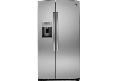 GE - PSE26KSESS - Side-by-Side Refrigerators
