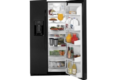GE - PSHF6MGZBB - Side-by-Side Refrigerators